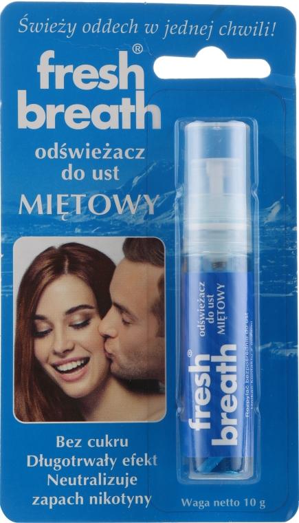 """Spray orale """"Menta"""" - Fresh Breath"""