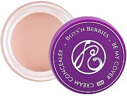 Profumi e cosmetici Correttore viso - Boys`n Berries Be My Cover Pro Cream Concealer