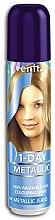 Profumi e cosmetici Spray-sfumature per Capelli - Venita 1-Day Color Metallic Spray