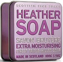 """Profumi e cosmetici Sapone """"Erica"""" - Scottish Fine Soaps Heather Soap"""