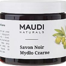 Profumi e cosmetici Sapone nero - Maudi