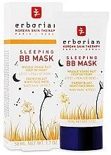 Profumi e cosmetici Maschera da notte - Erborian Sleeping BB Mask