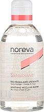 Profumi e cosmetici Acqua micellare lenitiva - Noreva Laboratoires Sensidiane Soothing Micellar Water