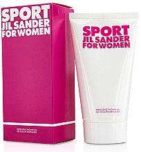 Profumi e cosmetici Jil Sander Sport For Women - Gel doccia