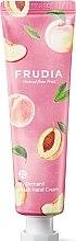 """Profumi e cosmetici Crema mani nutriente """"Peach"""" - Frudia My Orchard Peach Hand Cream"""