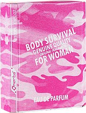 Profumi e cosmetici Omerta Body Survival For Woman - Eau de Parfum