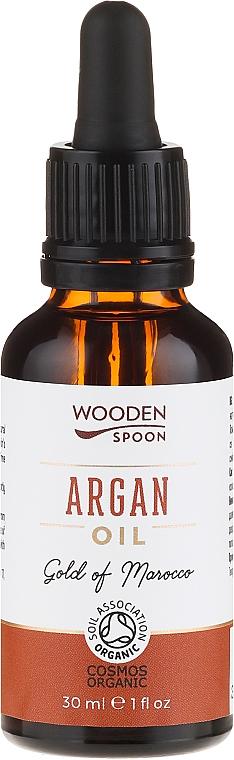 Olio di argan - Wooden Spoon 100% Pure Argan Oil