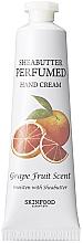 Profumi e cosmetici Crema mani - Skinfood Shea Butter Perfumed Hand Cream Grapefruit Scent