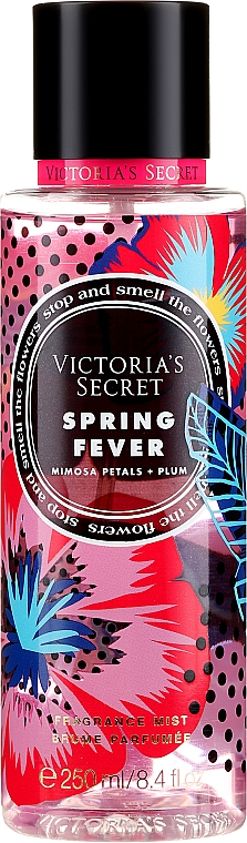 Spray corpo profumato - Victoria's Secret Spring Fever Fragrance Mist