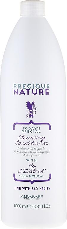Condizionante capelli - Alfaparf Precious Nature Cleansing Conditioner for Thirsty Hair — foto N3