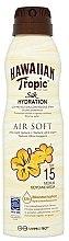 Profumi e cosmetici Spray solare corpo - Hawaiian Tropic Silk Hydration Air Soft Protective Mist SPF 15