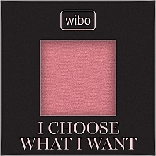 Profumi e cosmetici Blush - Wibo I Choose What I Want Blusher (ricarica)