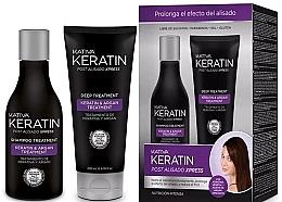 Profumi e cosmetici Set - Kativa Keratin (shm/250ml + cond/200ml)