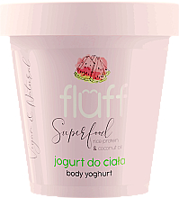 "Profumi e cosmetici Yogurt per il corpo ""Anguria"" - Fluff Body Yogurt Watermelon"