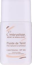 Profumi e cosmetici Fluido viso - Embryolisse Secret De Maquilleurs Liquid Foundation Spf 20