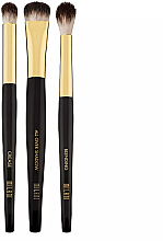 Profumi e cosmetici Set - Milani Jetset Eye Brush Kit