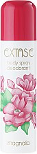 Profumi e cosmetici Deodorante - Extase Magnolia Deodorant