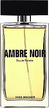 Profumi e cosmetici Yves Rocher Ambre Noir - Eau de toilette