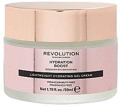 Profumi e cosmetici Gel-crema idratante - Makeup Revolution Lightweight Hydrating Gel Cream