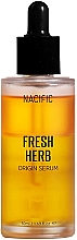 Profumi e cosmetici Siero viso rivitalizzante - Nacific Fresh Herb Origin Serum