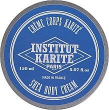 Profumi e cosmetici Crema corpo - Institut Karite Milk Cream Shea Body Cream