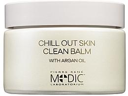 Profumi e cosmetici Balsamo contorno occhi - Pierre Rene Chill Out Skin Clean Balm With Argan Oil