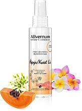 """Profumi e cosmetici Spray corpo profumato """"Fiore di papaia"""" - Allverne Nature's Essences Body Mist"""