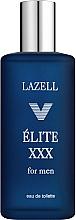 Profumi e cosmetici Lazell Elite XXX For Men - Eau de toilette