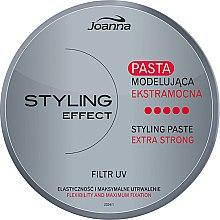 Profumi e cosmetici Pasta modellante per capelli - Joanna Styling Effect Styling Paste Extra Strong
