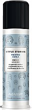 Profumi e cosmetici Crema per capelli - Alfaparf Style Stories Twisted Curls Medium Hold