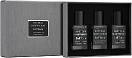Profumi e cosmetici Bottega Profumiera InFlora - Set (edp/3x15ml)
