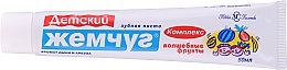 "Profumi e cosmetici Dentifricio per bambini ""Magic Fruits"" - Novyi Zjemchug"