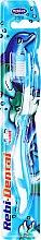 Profumi e cosmetici Spazzolino da denti per bambini Rebi-Dental M16, morbido, blu - Mattes
