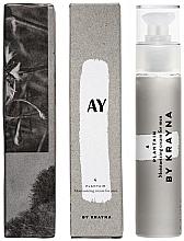 Profumi e cosmetici Crema viso nutriente per uomo - Krayna AY4 Plantain Cream For Man
