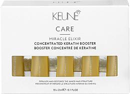 Profumi e cosmetici Booster per capelli alla cheratina - Keune Care Miracle Elixir Concentrated Keratin Booster