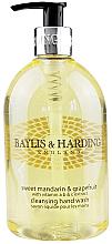 Profumi e cosmetici Sapone liquido per le mani - Baylis & Harding Sweet Mandarin & Grapefruit Hand Wash
