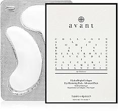 Profumi e cosmetici Patch al collagene Avant Advanced Pack - Hydra-Bright Collagen Eye Restoring Pads