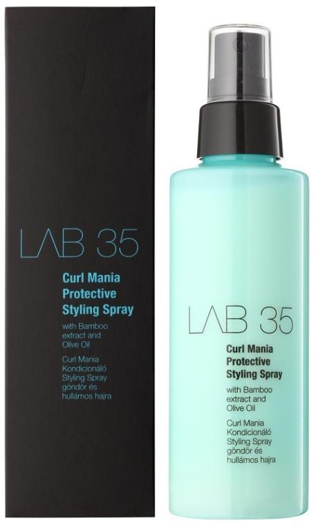 Spray per ricci e capelli crespi - Kallos Cosmetics Lab 35 Curl Spray