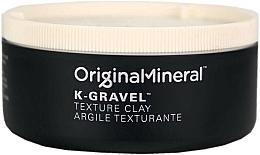 Profumi e cosmetici Argilla styling capelli - Original & Mineral K-Gravel Texture Clay