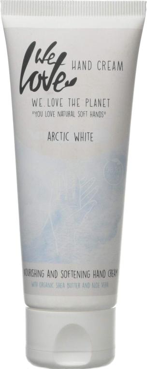 Crema mani - We Love The Planet Handcreme Arctic White — foto N1