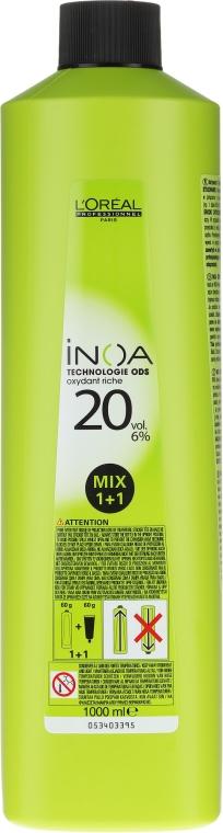 Ossidante - L'oreal Professionnel Inoa Oxydant 6% 20 vol. Mix 1+1