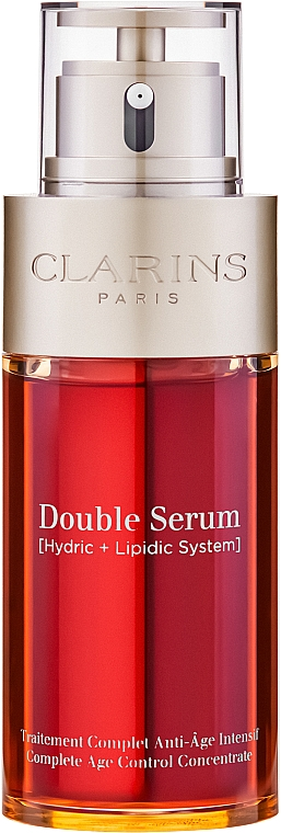 Siero concentrato - Clarins Double Serum Complete Age Control Concentrate