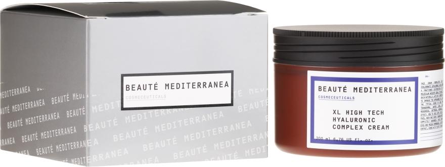 Crema viso, con acido ialuronico - Beaute Mediterranea High Tech Hyaluronic Complex Cream