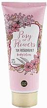 Profumi e cosmetici Latte corpo - Accentra Posy of Flowers Tea Rose Velvet Body Lotion