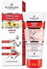 Profumi e cosmetici Gel riscaldante - Floslek Arnica Active Warming Gel