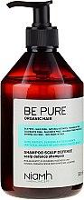 Profumi e cosmetici Shampoo lenitivo per capelli - Niamh Hairconcept Be Pure Scalp Defence Shampoo