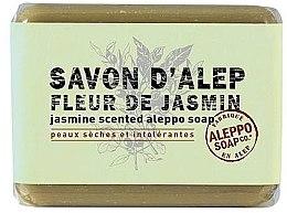 Profumi e cosmetici Sapone di Aleppo al gelsomino - Tade Aleppo Jasmine Scented Soap
