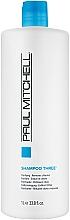 Shampoo per tutti i tipi di capelli - Paul Mitchell Clarifying Shampoo Three — foto N2