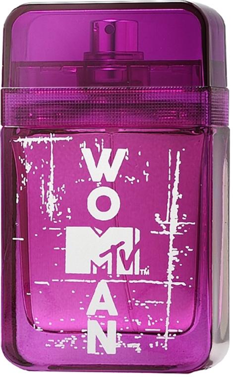 MTV Perfumes MTV Woman - Eau de toilette  — foto N4