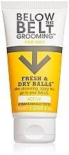 Profumi e cosmetici Gel per l'igiene intima per uomo - Below The Belt Grooming Fresh & Dry Balls Active